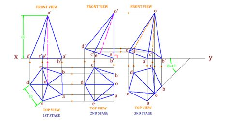 Section Of Solids by Problem 6 1 Projection Of Solids
