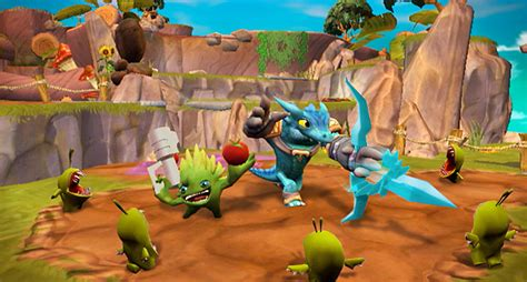 Kaos I Fight For Mystic gamers review skylanders trap team wii wii u