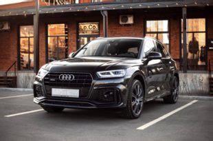 Audi Q8 Tieferlegen by Audi Q8 4m Mit Tieferlegung By Cete Automotive