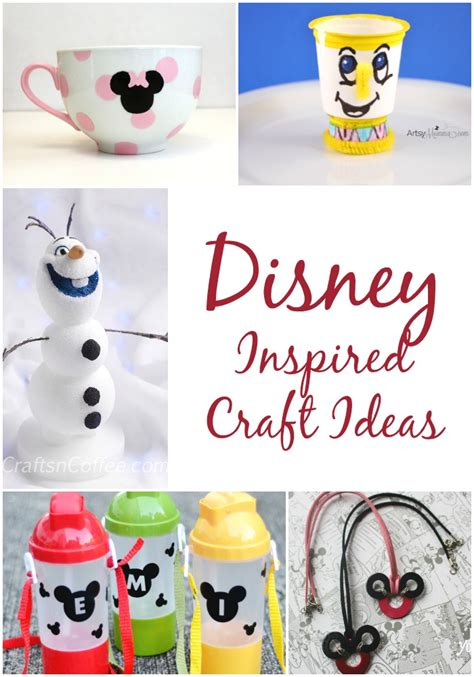 disney craft projects 20 and clever disney inspired crafts rural