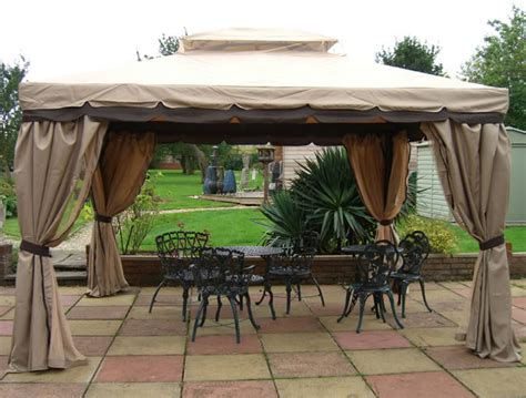 luxury gazebo gazebo luxury granborough gazebo tub spa shelter