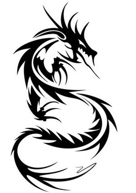 tattoo tribal dragon 22 beautiful tribal dragon tattoo only tribal