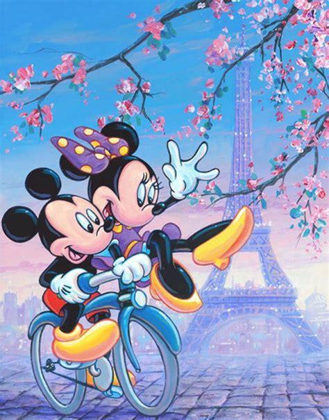 disney wallpaper minnie s spring walk minnie mickey minnie loves mickey 2 pinterest