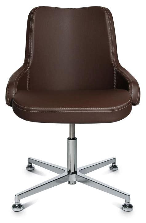 siege cuir siege cuir 4 pieds chrom 233 s design avec assise confortable