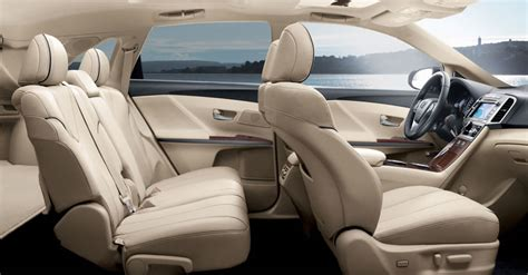 2013 Venza Interior by 187 Interior Of 2013 Toyota Venza Next Year Cars