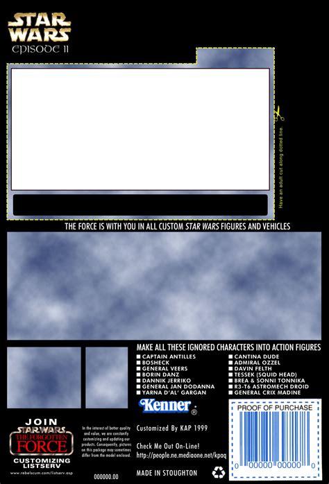 Wars Destiny Card Template Photoshop by Kapscustomuniverse Custom Wars Figures