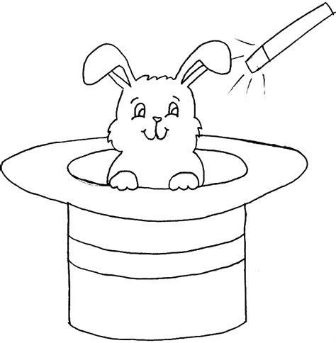 dessins de lapin 224 colorier
