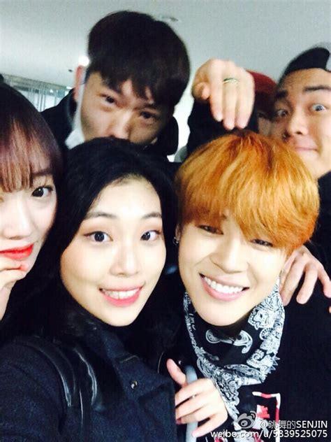 jimin bts school picture weibo bts jimin high school friend posted a