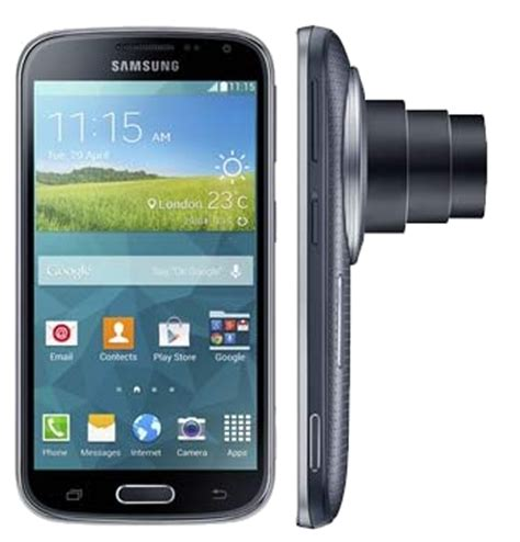 samsung galaxy k zoom: ditch your digital camera mobiles