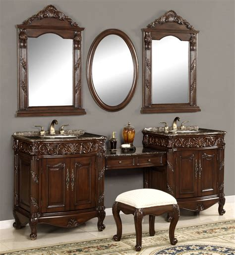 Bathroom Vanity With Makeup Makeup Vanity Tables Bathroom Makeup Vanity Makeup Sink Vanity