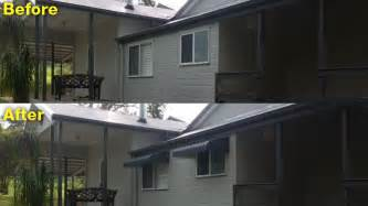 Folding Arm Awnings Brisbane Apollo Blinds Port Macquarie Window Awnings Shutters