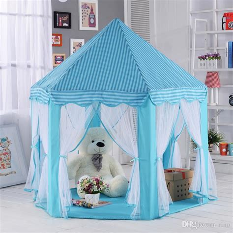 kids play tents prince  princess party tent children