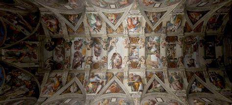 decke der sixtinischen kapelle vatikan illuminati on 2 0 7 000 leds beleuchten