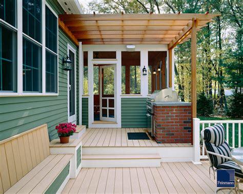 outdoor deck design ideas