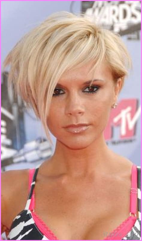 short hair divas posh awesome posh spice short hairstyles stars style