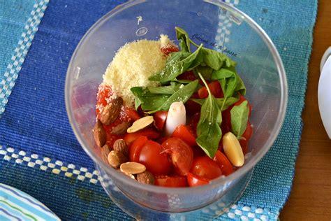 cucina trapanese ricette pesto alla trapanese cucina regionale siciliana