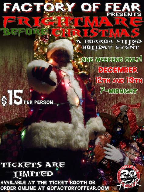 christmas haunted house hauntedillinois com 2014 christmas holiday haunted houses in illinois