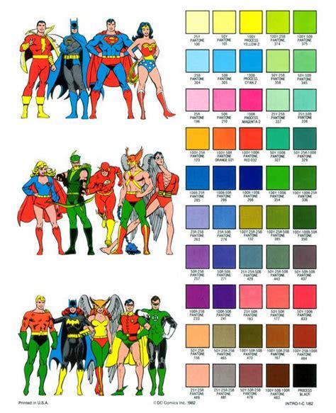 best superhero hairstyles dc comics style guide 1982 logo design love