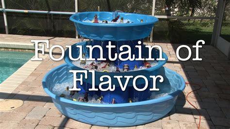 fountain  flavor youtube