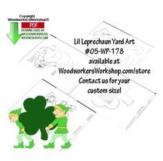 1000+ images about st patricks day woodworking patterns on