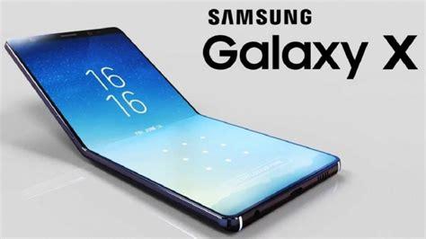 samsung x 2018 el samsung galaxy x ser 237 a presentado en el ces 2018