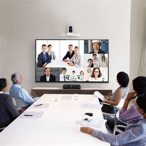 video conference layout panasonic introduces latest hd visual communications