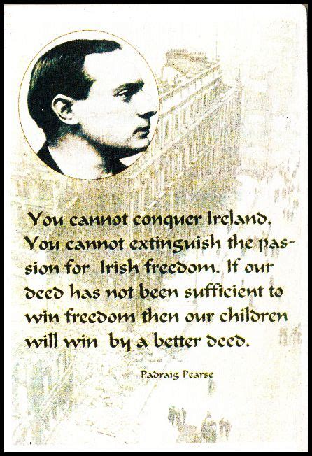 Easter Rising Quotes