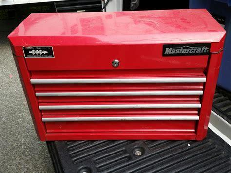 mastercraft tool chest drawer organizer mastercraft tools chest and tools north nanaimo nanaimo
