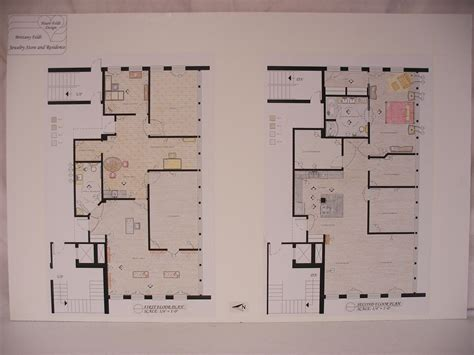 jewelry shop floor plan jewelry store and residence the portfolio of brittany feldt