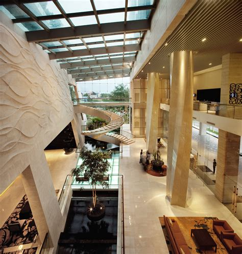 indonesian interior design bandung bandung hilton by wow architects warner wong design