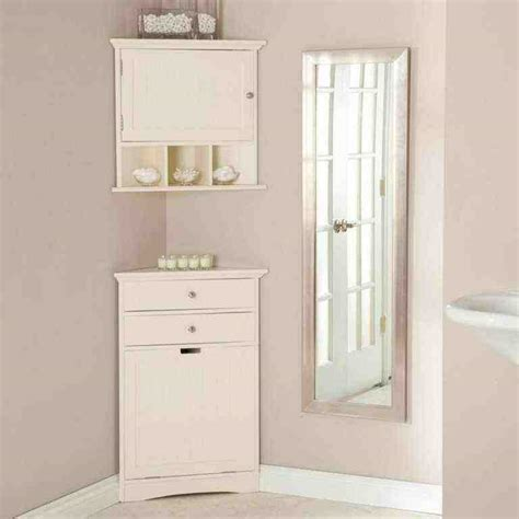 Bathroom Storage Cabinets Floor Bathroom Corner Floor Cabinet Home Furniture Design