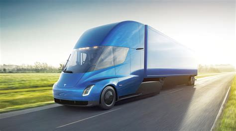 2020 Tesla Semi by Tesla Delays Production Of Semi Truck Until 2020