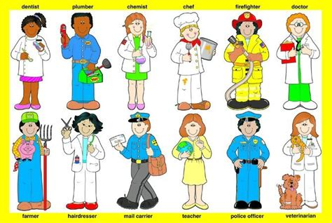 printable images community helpers 1000 images about community helpers theme preschool on
