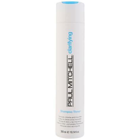 Clarifying Hair Scalp Conditioner For Hair 300 Ml paul mitchell shoo 3 300ml