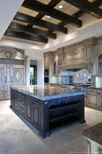 Old World Kitchen Design by Pinterest