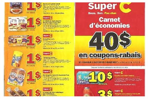 montreal coupon booklet