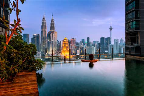 Lumpur Lumpur skyline kuala lumpur malaysia sumfinity