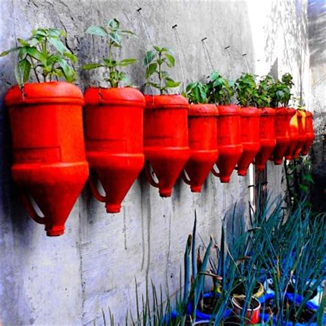 Recycled Container Gardening Ideas Bold Recycled Plant Containers Landscape Pinterest Plants Gardens And Garden Projects