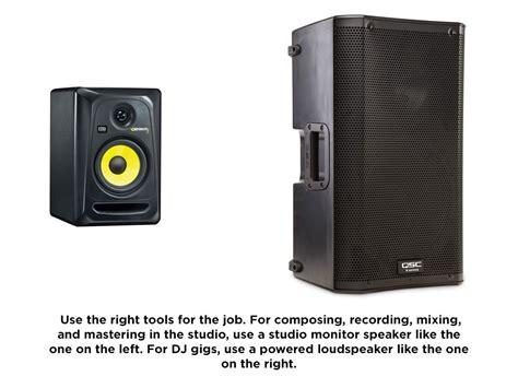 best computer for dj 5 best dj speakers equipboard 174