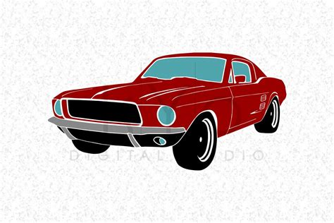 mustang silhouette ford mustang silhouette pixshark com images