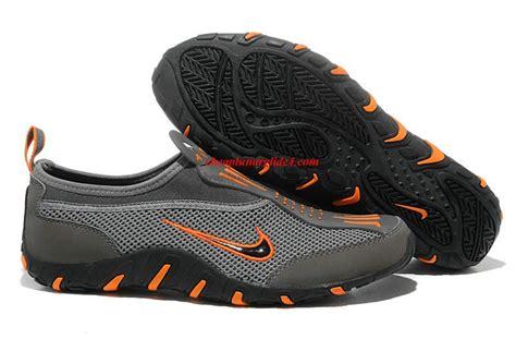 mens nike water shoes 2013 nike outdoor water shoes grey orange 30026 nike