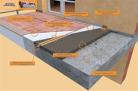 impermeabilizzare terrazzo piastrellato soluzioni residenziali