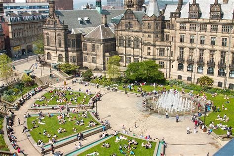 Of Sheffield Mba by Association Of Language Centres Aulc