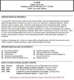 resume exles this is appropriate resume personal