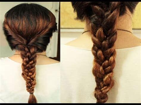 free fall braids fall twist braided braids hair tutorial youtube
