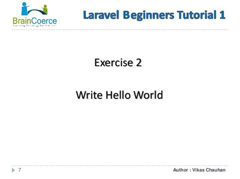 laravel tutorial for beginners step by step video laravel beginners tutorial 1