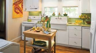 stylish vintage kitchen ideas southern living