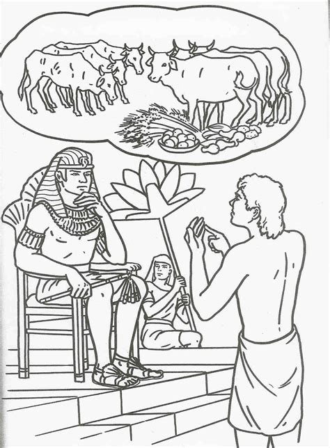 Coloring Pages And Joseph Joseph Of Egypt On Pinterest Egypt Oil On Canvas And by Coloring Pages And Joseph