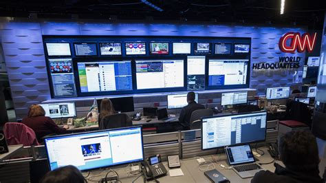 cnn news room cnn digital tops all networks in millenial demographic reach