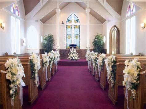 decoracion de iglesia para boda religiosa como decorar una iglesia para una boda